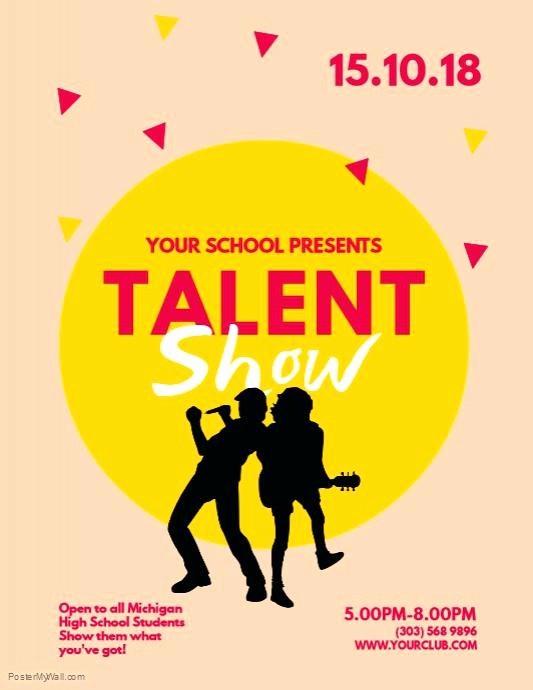Talent Show Program Template Free Unique 95 Talent Show Program Template Free Talent Show