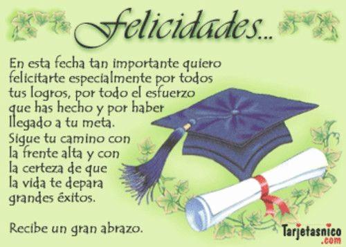 Tarjetas De Felicitaciones Para Graduacion Inspirational Felicitaciones De Graduacion Para sobrina