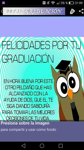 Tarjetas De Felicitaciones Para Graduacion Luxury Descargar Feliz Graduación Google Play softwares