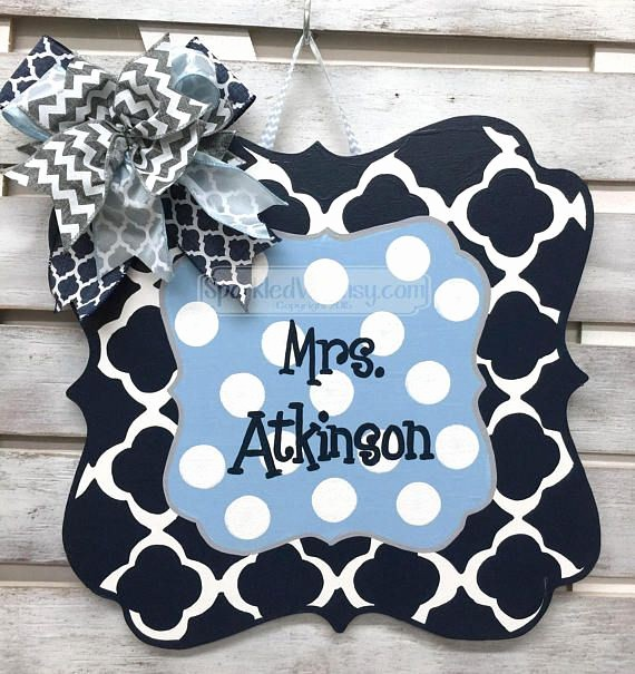 Teacher Name Signs for Classroom New 17 Best Ideas About Teacher Name Signs On Pinterest