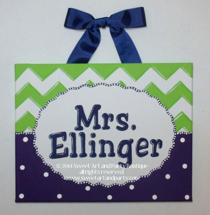 Teacher Name Signs for Classroom New the 25 Best Ideas About Teacher Name Signs On Pinterest
