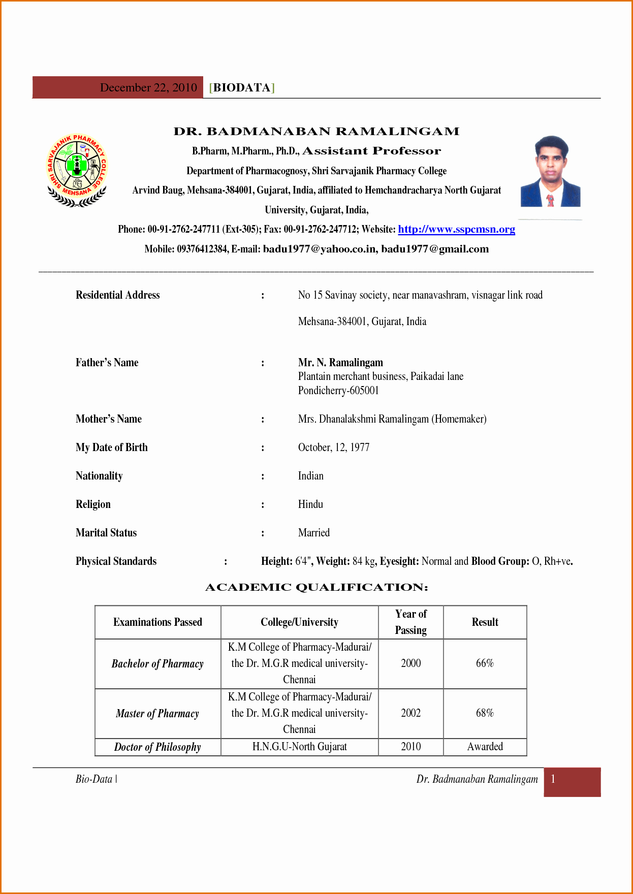 Teacher Resume format In Word Unique Sample Resumes for Teachers Resume Templates without