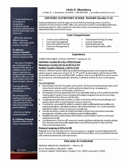 Teacher Resume Template Word Free Awesome Teacher Resume Template Word