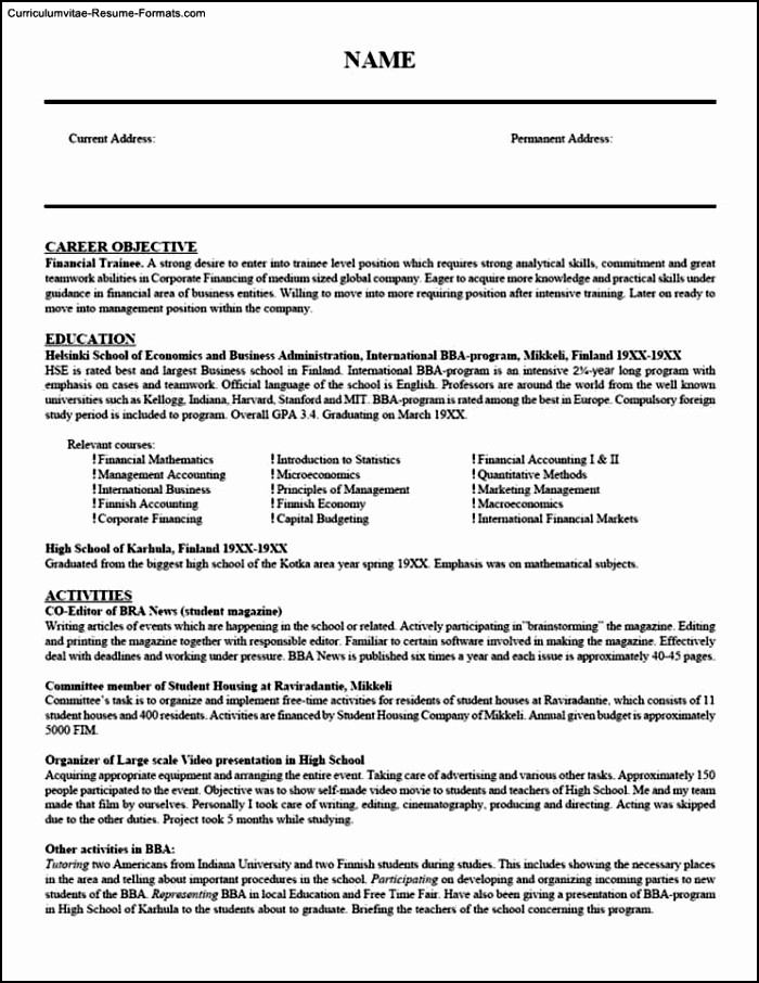 Teacher Resume Template Word Free Best Of Teaching Resume Template Microsoft Word Free Samples