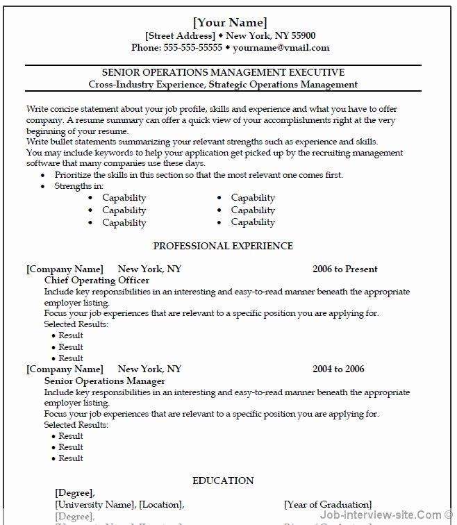 Teacher Resume Template Word Free New Teacher Resume Template Word