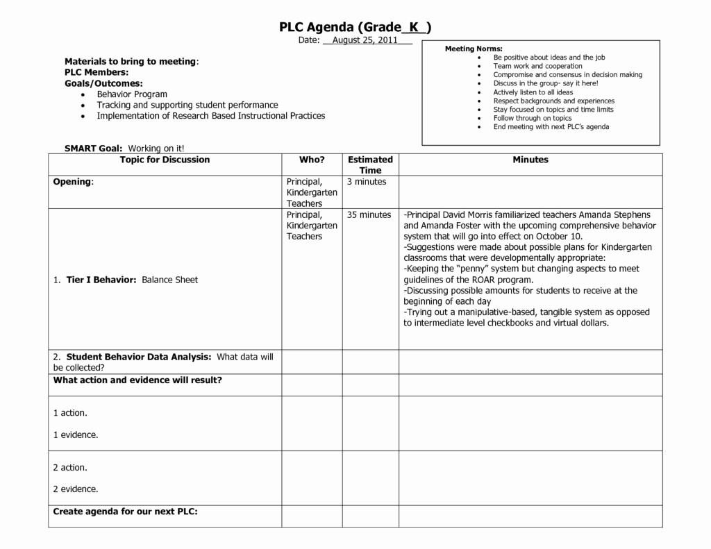Teacher Team Meeting Agenda Template Luxury Plc Agenda Template 3 1024x791 1 024×791 Pixels
