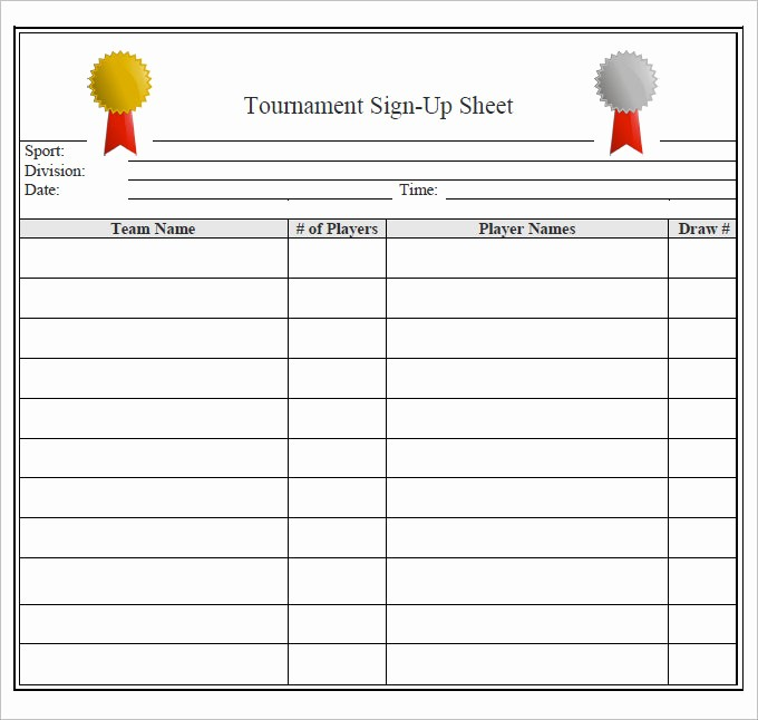 Team Snack Sign Up Sheet Fresh Team Sheet Template Madohkotupakka