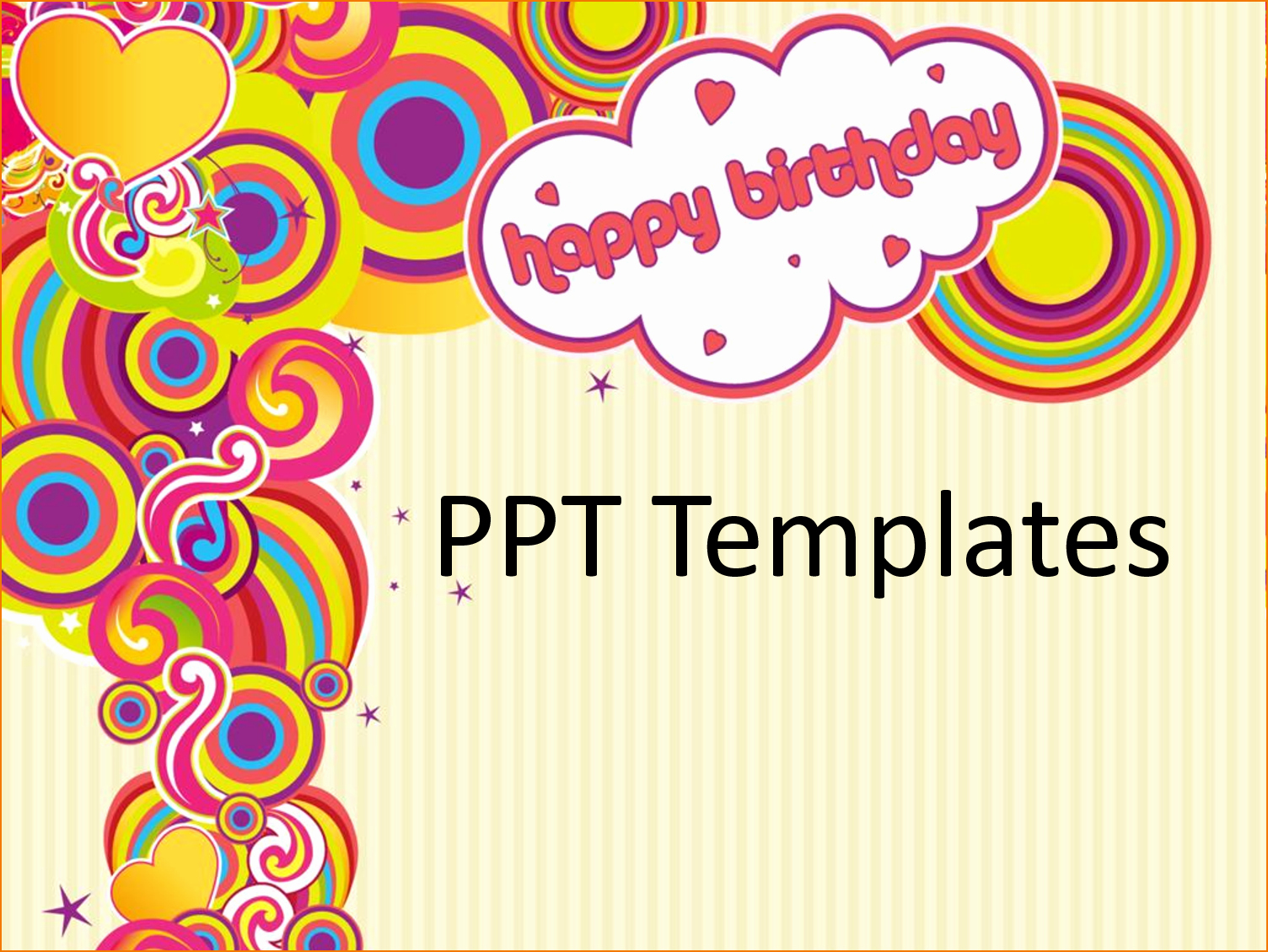 Template for A Birthday Card Beautiful 4 Birthday Card Template Free