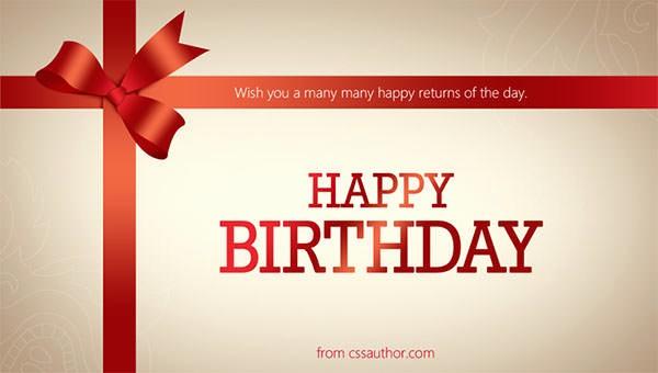 Template for A Birthday Card Fresh Birthday Card Template 11 Psd Illustrator Eps format