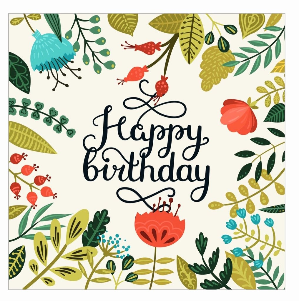 Template for A Birthday Card Fresh Printable Birthday Cards – Weneedfun