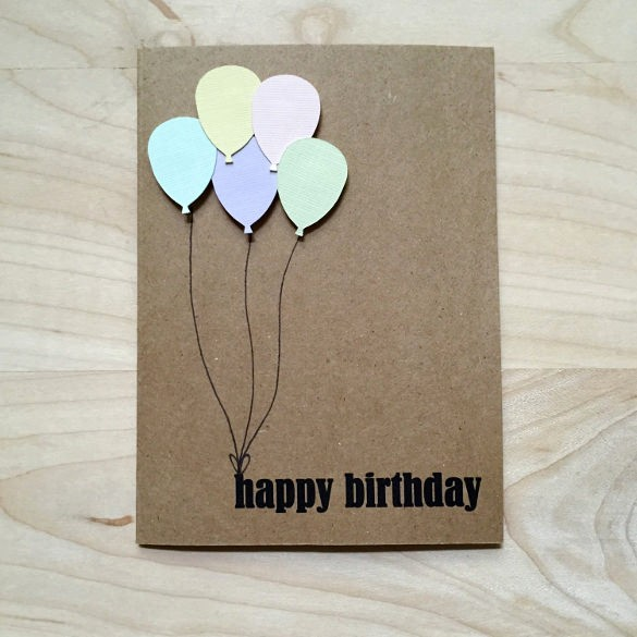 Template for A Birthday Card Inspirational 27 Blank Birthday Templates – Free Sample Example