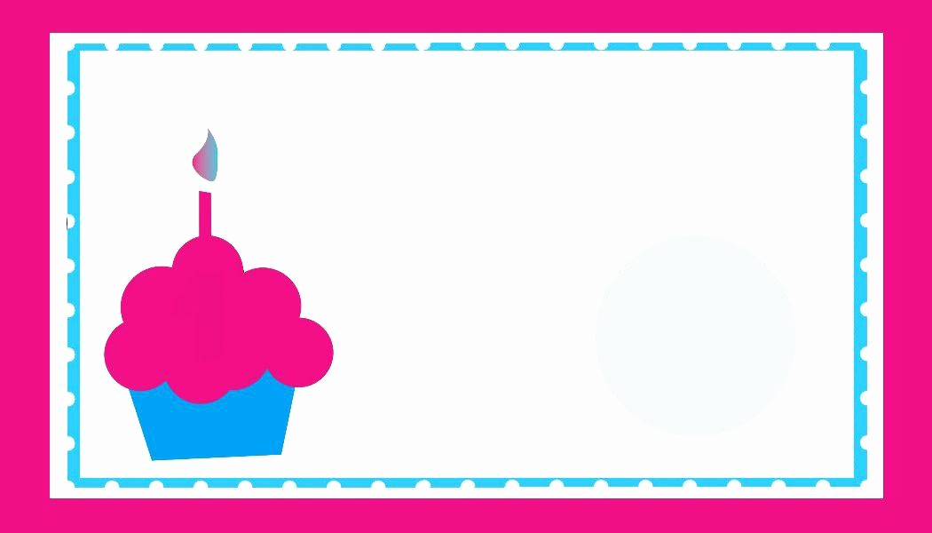 Template for A Birthday Card Luxury Birthday Card Template Word Printable Blank Greeting Cards