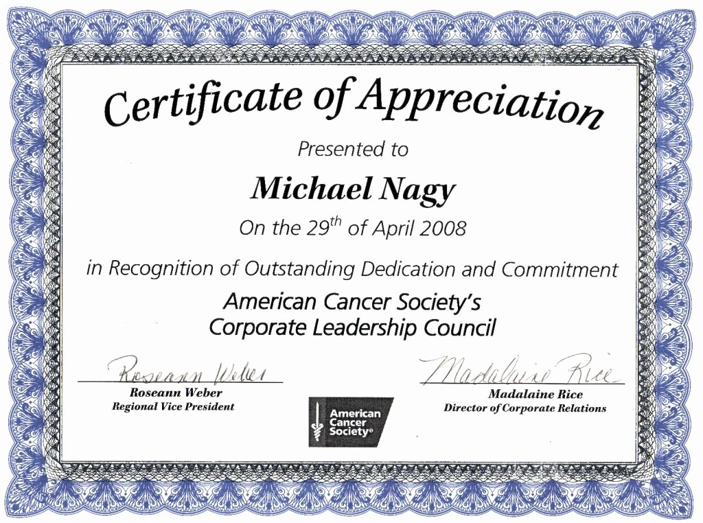 Template for Certificate Of Appreciation Beautiful Nice Editable Certificate Of Appreciation Template Example