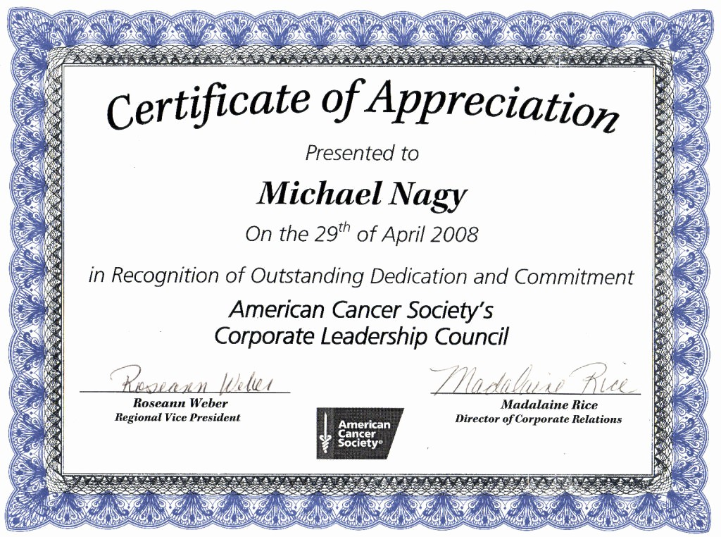 Template for Certificate Of Appreciation Best Of Nice Editable Certificate Of Appreciation Template Example