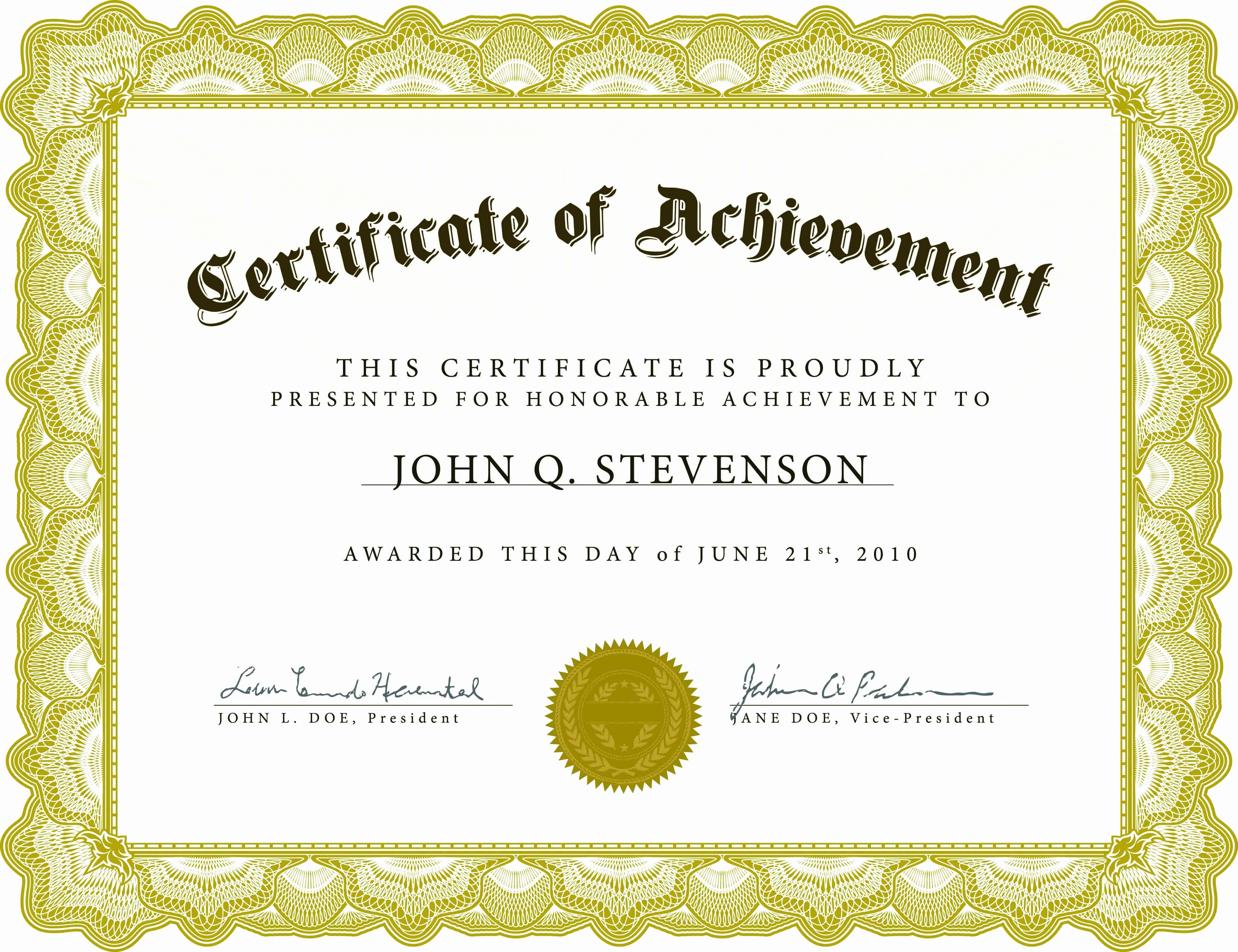 Template for Certificate Of Appreciation Unique Templates Certificates Appreciation
