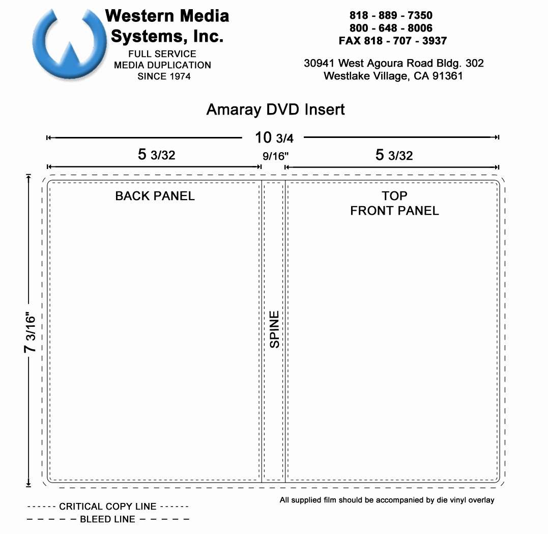 Template for Dvd Case Insert Best Of 6 Best Of Memorex Dvd Case Inserts Template Dvd