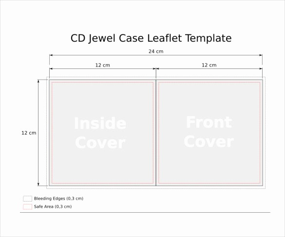 Template for Dvd Case Insert Unique Jewel Case Templates 11 Free Word Pdf Psd Eps