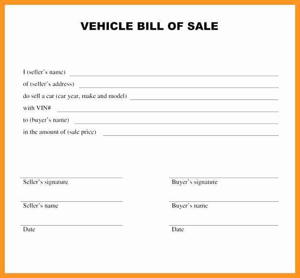 Template for Selling A Car Beautiful 9 10 What Car Receipt