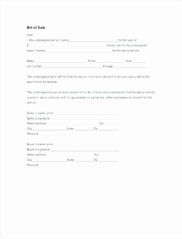 Template for Selling A Car Inspirational Car Sale Contract Agreement Template Selling Purchase