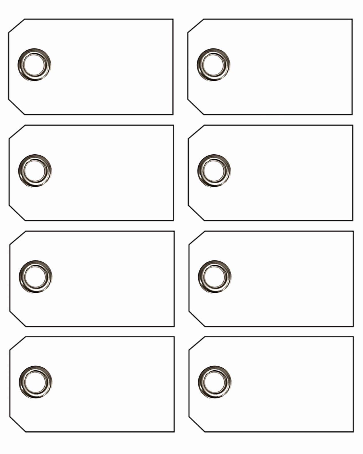 Template for Tags for Gifts Best Of Free Printable Gift Tags Templates