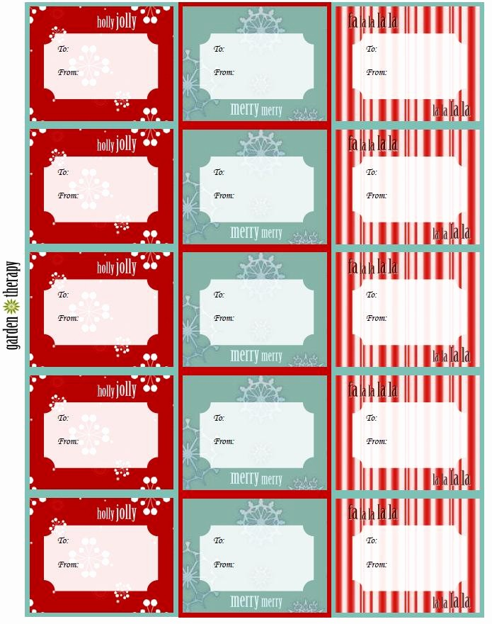 Template for Tags for Gifts Best Of Printable Christmas Name Tags Templates – Halloween