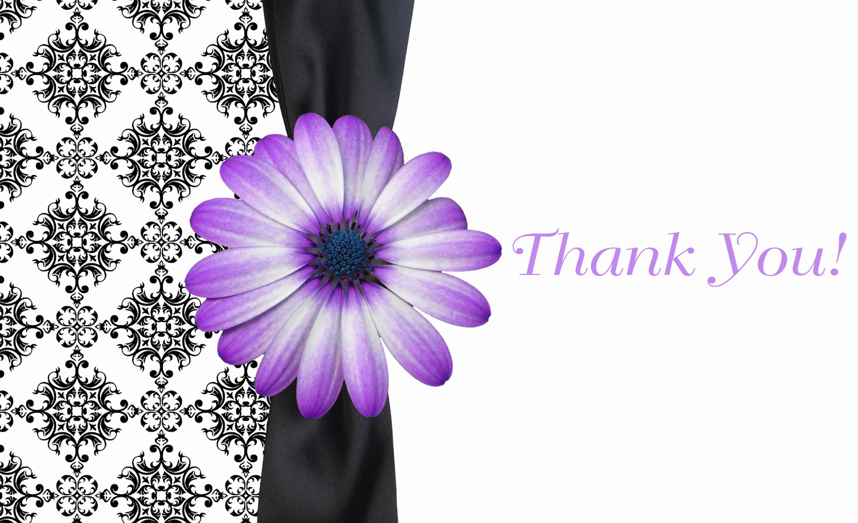 Template for Thank You Card Fresh Thank You Template
