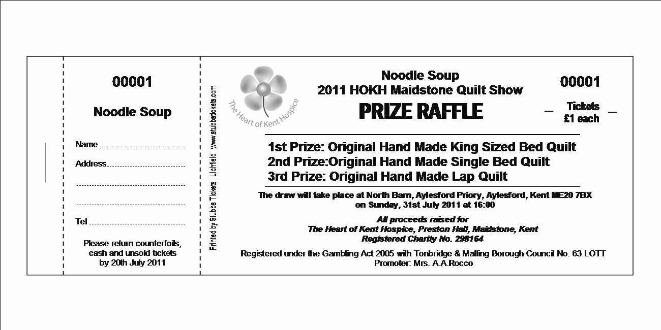 Template for Tickets with Numbers Luxury Beautiful Numbered Raffle Ticket Template Word