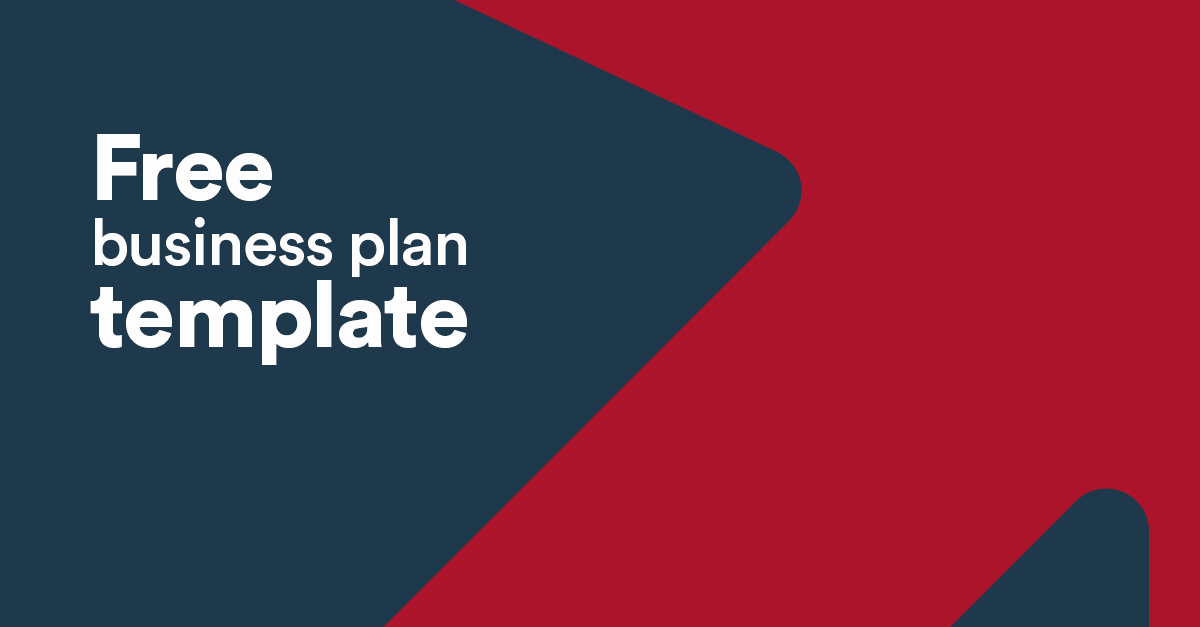 Template Of A Business Plan Beautiful Business Plan Template for Entrepreneurs