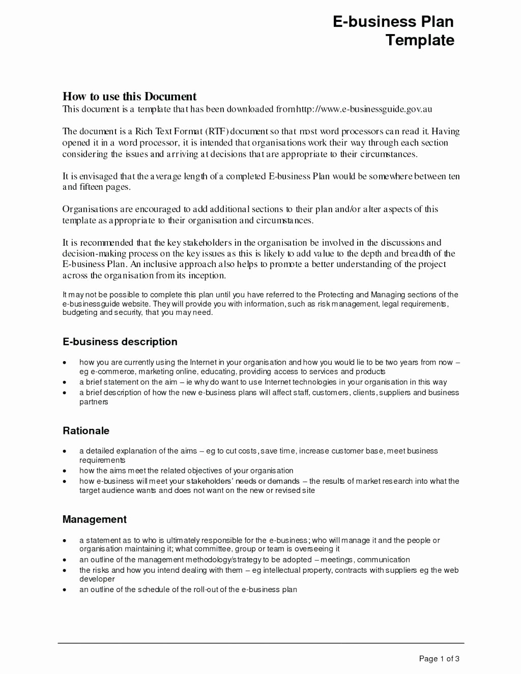 Templates for A Business Plan Awesome Template sole Proprietorship Business Plan Template