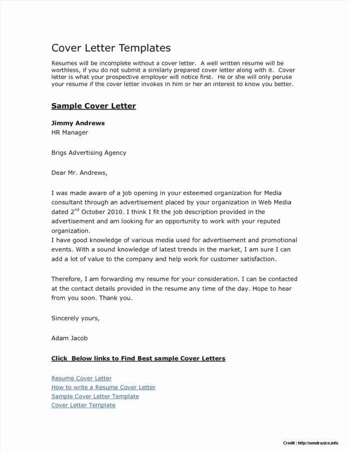 Templates for Cover Letters Free Best Of Cover Letter Maker Line Free Cover Letter Resume