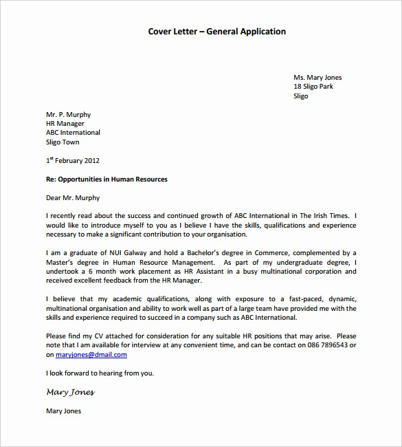 Templates for Cover Letters Free Lovely 54 Free Cover Letter Templates Pdf Doc