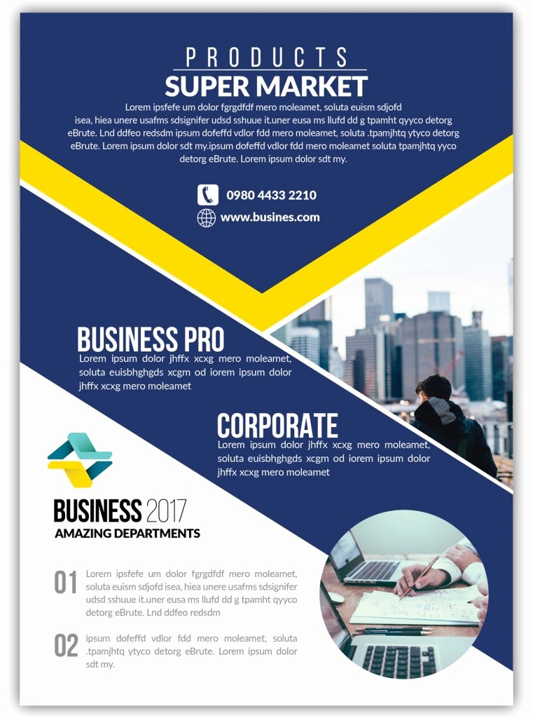 Templates for Flyers and Brochures Best Of A Bundle Of 100 attractive Psd Flyer Templates for Your