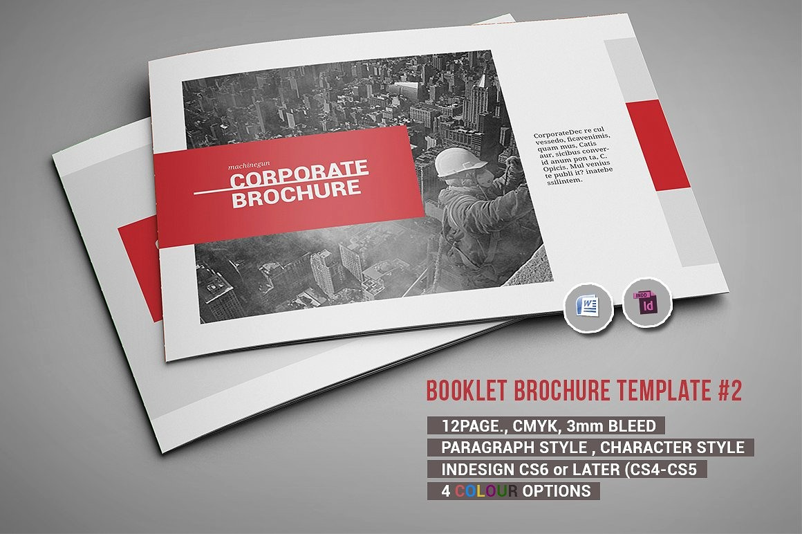 Templates for Flyers and Brochures Best Of Booklet Brochure Template 2 Brochure Templates