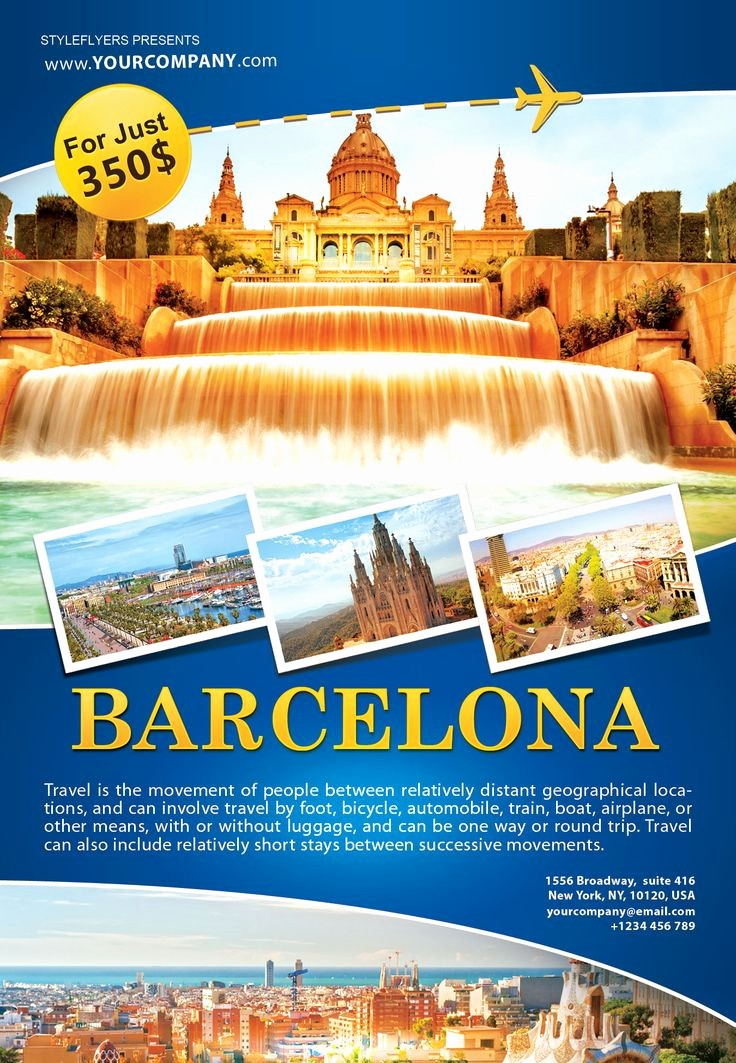 bus trip flyer templates free best travel flyer images