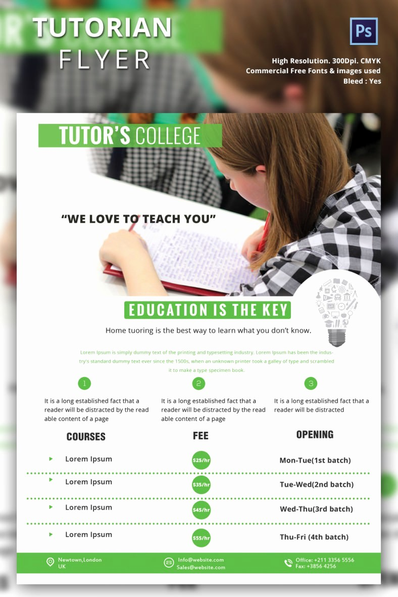 Templates for Flyers and Brochures Inspirational Book Flyer Template Free Yourweek 5a39cceca25e