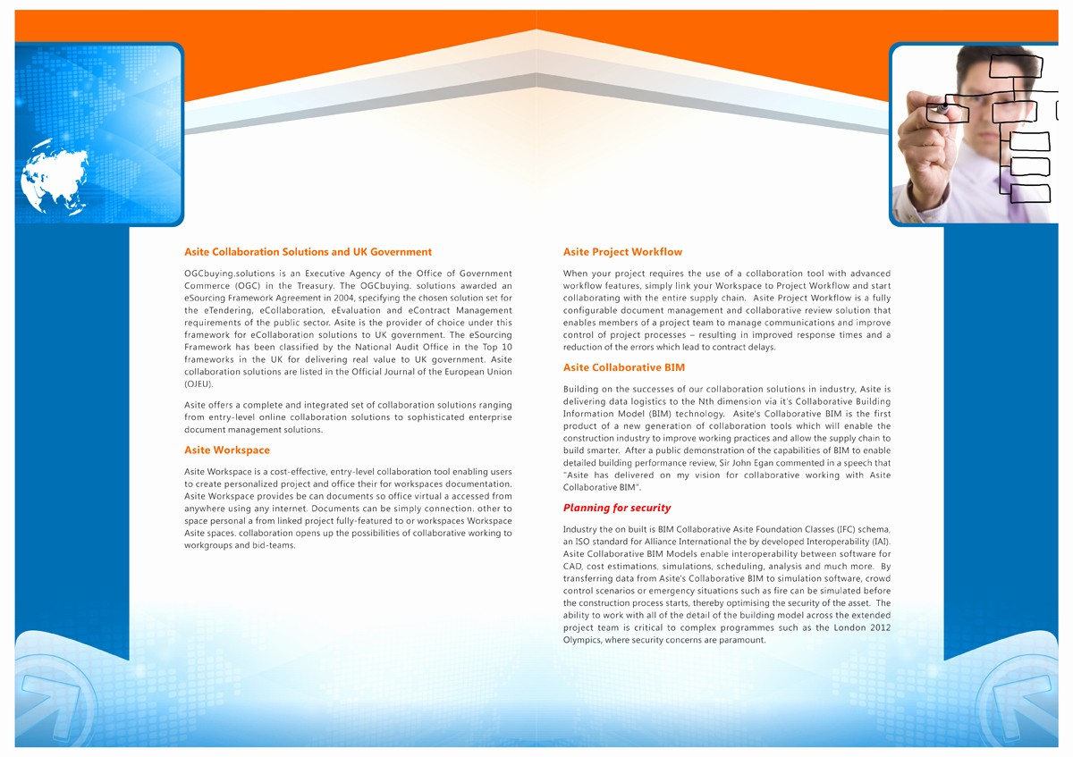 Templates for Flyers and Brochures Luxury 10 Best Of E Page Brochure Examples Flyer