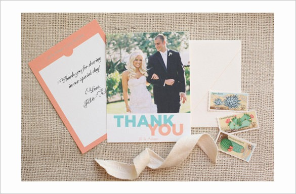 Thank You Card Template Free Awesome 18 Graphy Thank You Cards Psd Ai