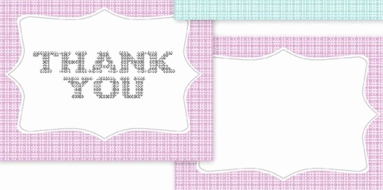 Thank You Card Template Free Elegant 25 Beautiful Printable Thank You Card Templates Xdesigns