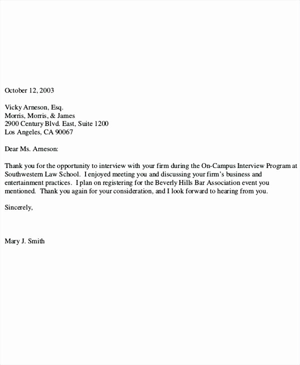 Thank You for Job Reference Unique Employment Reference Letter Template Uk 9 Post Interview