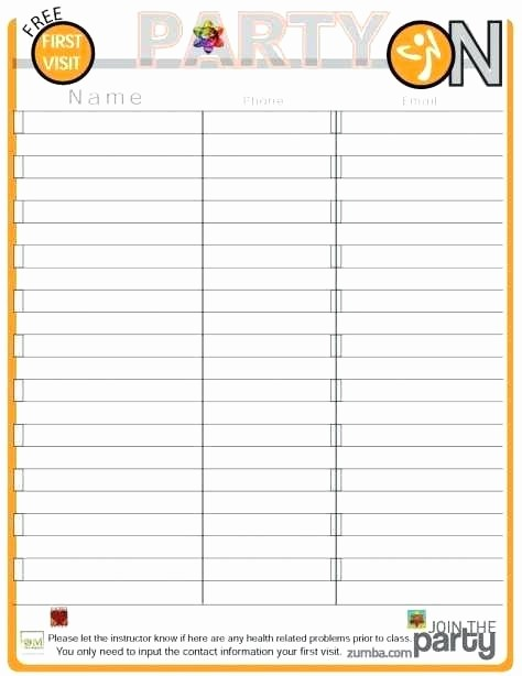 Thanksgiving Sign Up Sheet Printable Lovely Potluck Sign Up Sheet Thanksgiving Template Printable Like