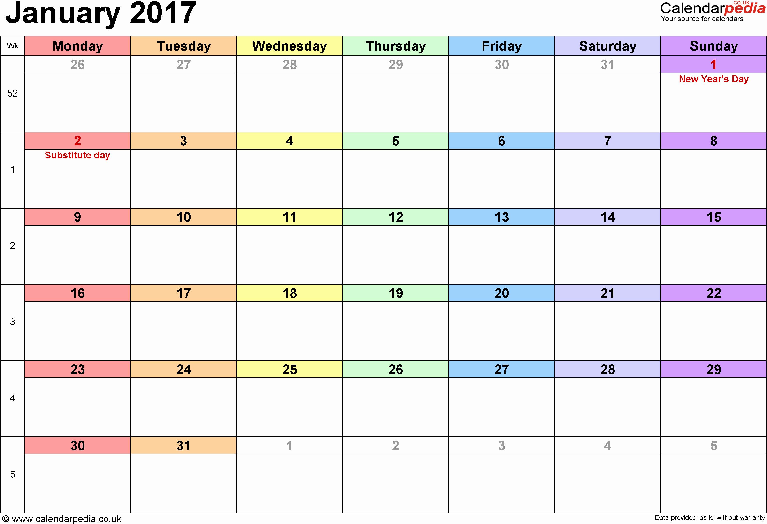 The Office Daily Calendar 2017 Elegant Calendar January 2017 Uk Bank Holidays Excel Pdf Word