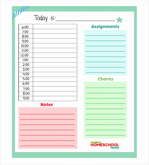 The Office Daily Calendar 2017 Lovely Day Planner Template Word