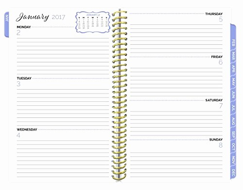 The Office Daily Calendar 2017 New Bloom Daily Planners 2017 Calendar Year Daily Planner