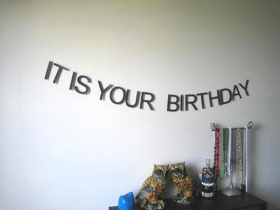 The Office Happy Birthday Sign Elegant Birthday Banner It is Your Birthday Dwight Schrute the