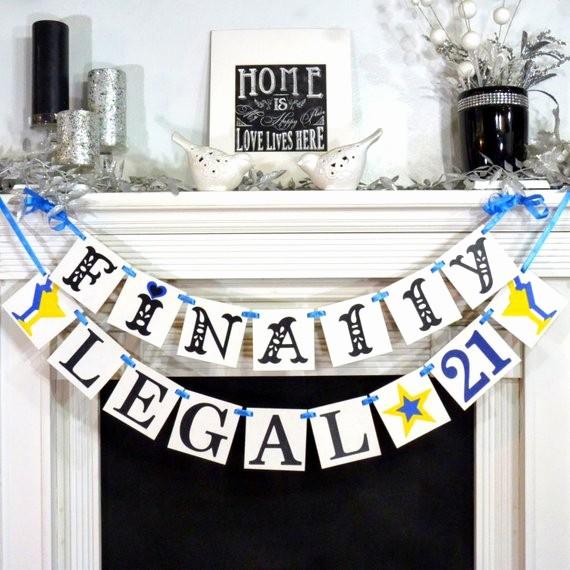 The Office Happy Birthday Sign Luxury Finally Legal 21 Happy 21st Birthday Birthday by