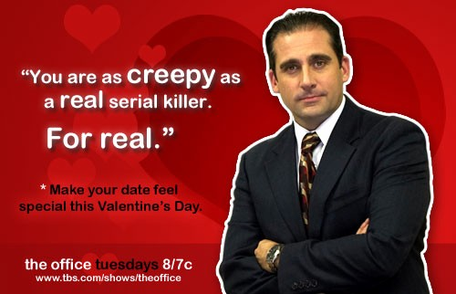 The Office Valentines Day Card Best Of Tbs the Fice Quotes Quotesgram