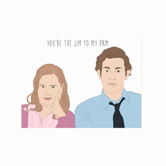 The Office Valentines Day Card Inspirational Funny Valentine S Day Cards that Express How You Really Feel