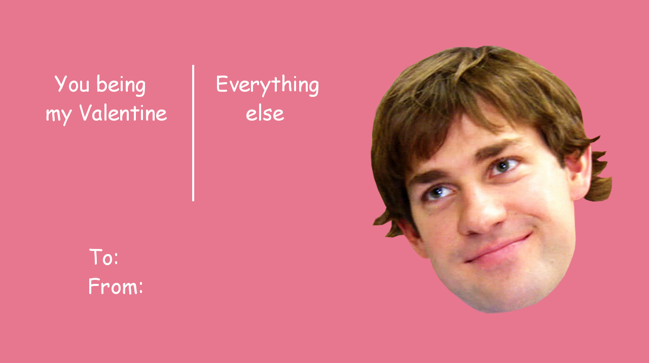 The Office Valentines Day Card New the Fice isms Celebrate Valentine S Day with the Fice