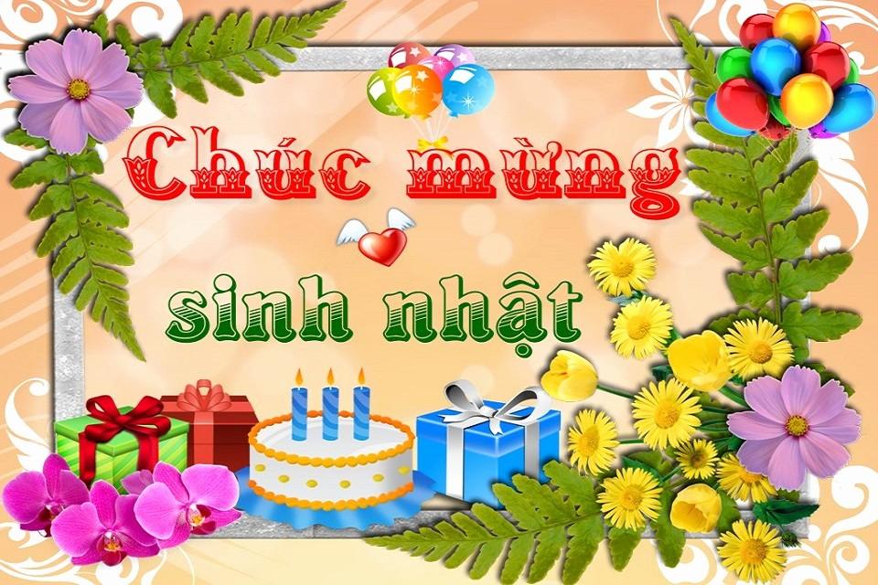 Thiep Chuc Mung Sinh Nhat Best Of top 50 Tấm Thiệp Mừng Sinh Nhật đẹp Và ý Nghĩa Nhất