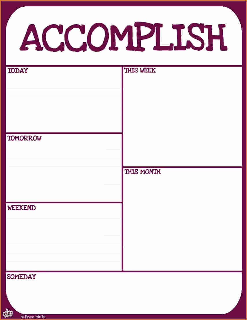 Things to Do Checklist Template Best Of Template List Things to Do Template